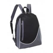 Рюкзак POP, сірий/чорний