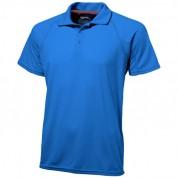 Футболка-поло чоловіча Game з коротким рукавом, розмір XXL, синій