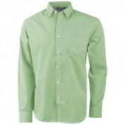Рубашка с длинными рукавами Net мужская, размер S, зеленый