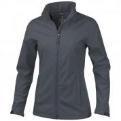 Куртка женская софтшел Maxson, размер L, темно-серый