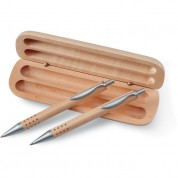 Набір DEMOIN : ручка і карандаш, колір дерева