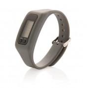 Фітнес-браслет Keep fit, сірий